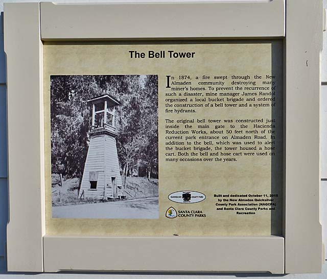 Bell Tower Sign